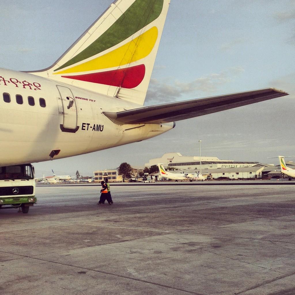 """""""Ethiopian airlines"""""""