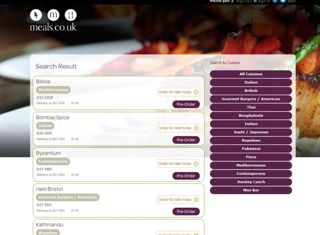 meals.co.uk