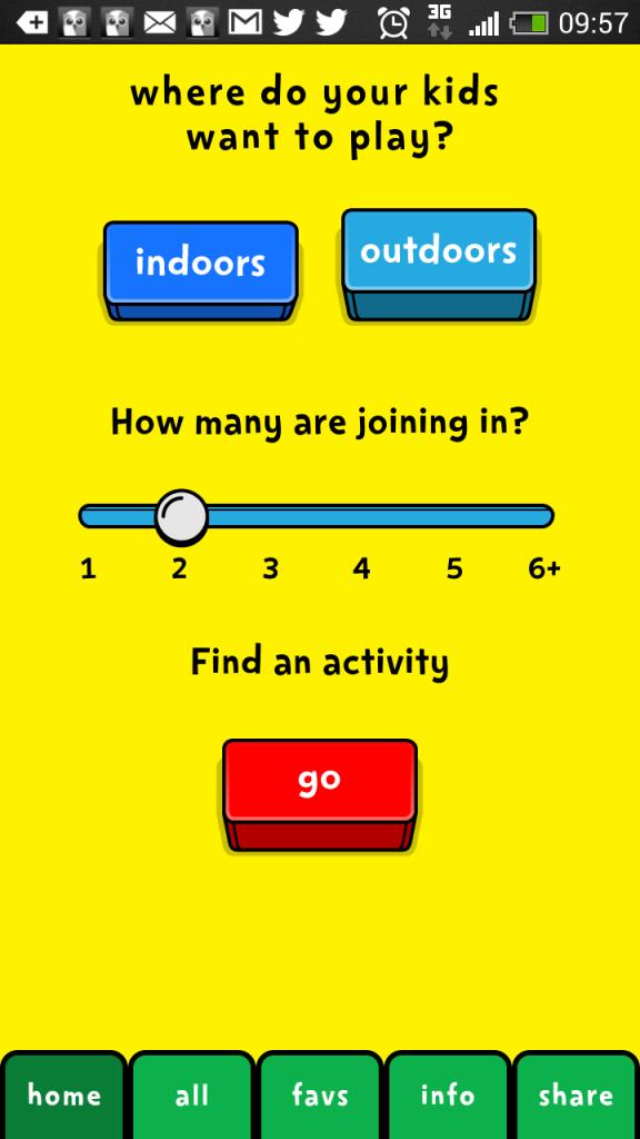 Fun generator app
