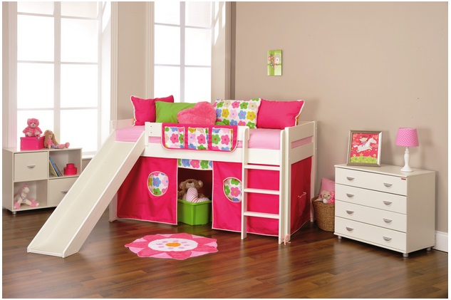 Cabin Beds For Small Rooms competition: win £150 to spend on children's furniture or toys at