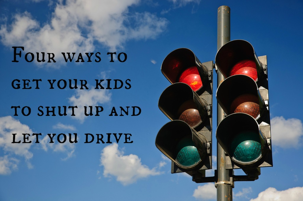 Driving with kids #sp