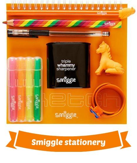 Smiggle stationery new shop