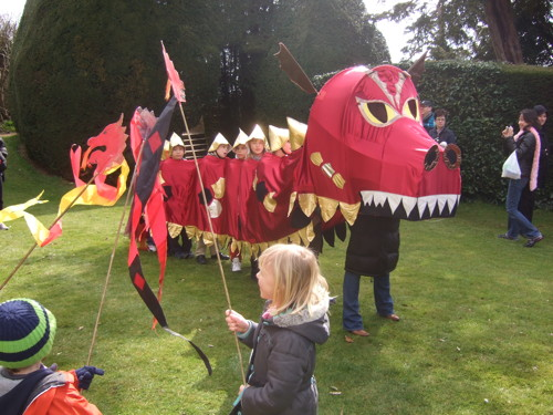 Win a family ticket to Berkeley Castle this Easter ...