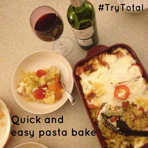 pasta bake recipe