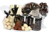 chocolate hamper delivered