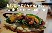 win marks and spencer vouchers