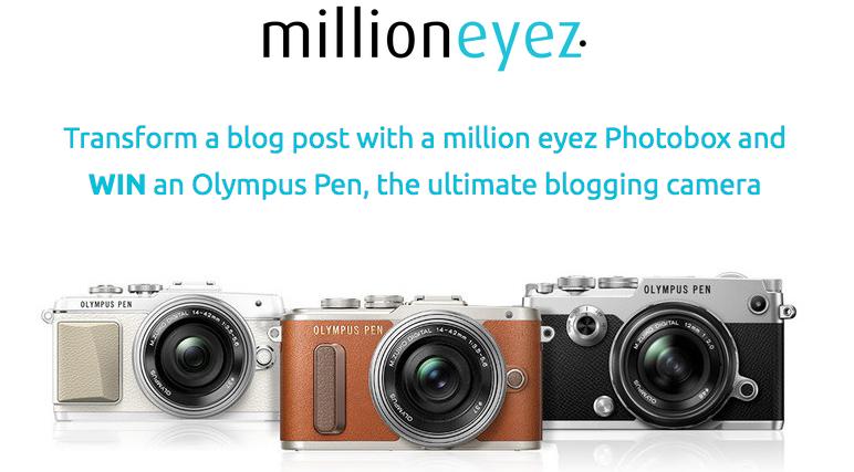 win Olympus Pen