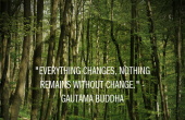 everything changes quote