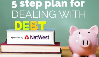 Dealing with debt Natwest Money Clip