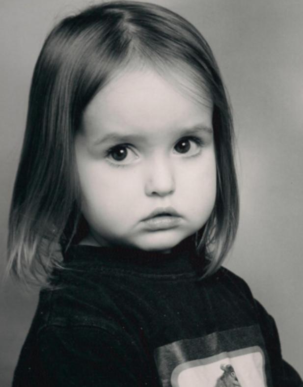 recapturing childhood innocence