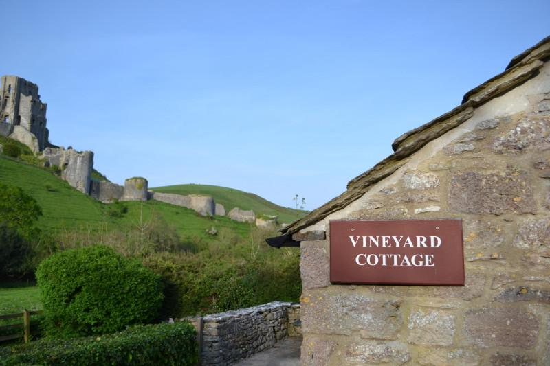 National Trust Vineyard Farm Cottage Corfe Castle review