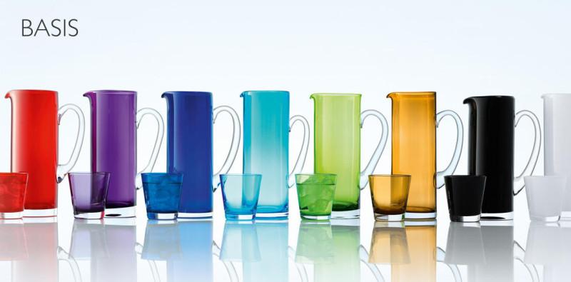 LSA basis jug, blue green kitchens