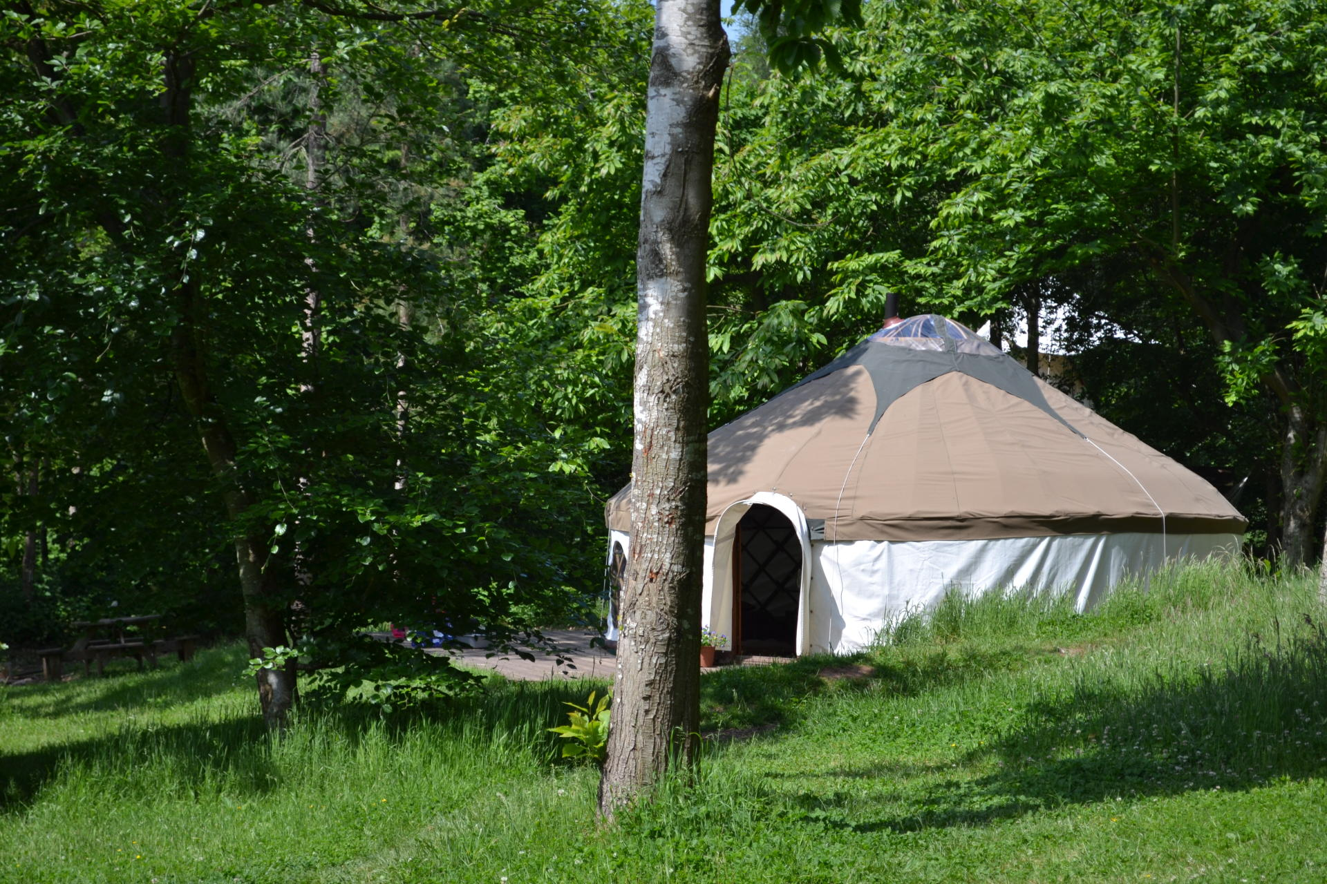 Review Woodland Tipi And Yurts In Herefordshire Slummy