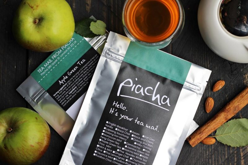 tea subscription Piacha