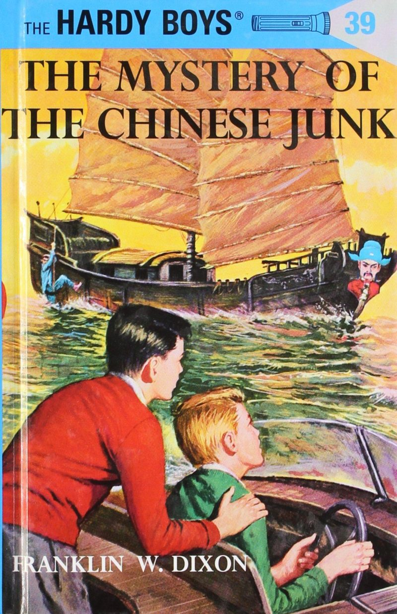 Hardy Boys Chinese Junk mystery