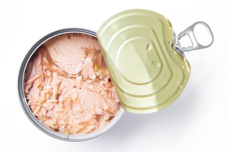 can of tuna, dreams