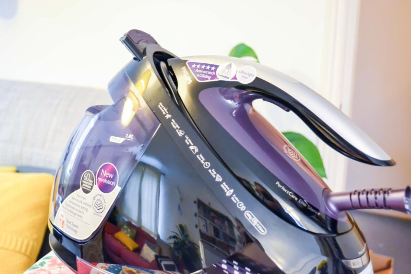 Philips PerfectCare Elite steam iron
