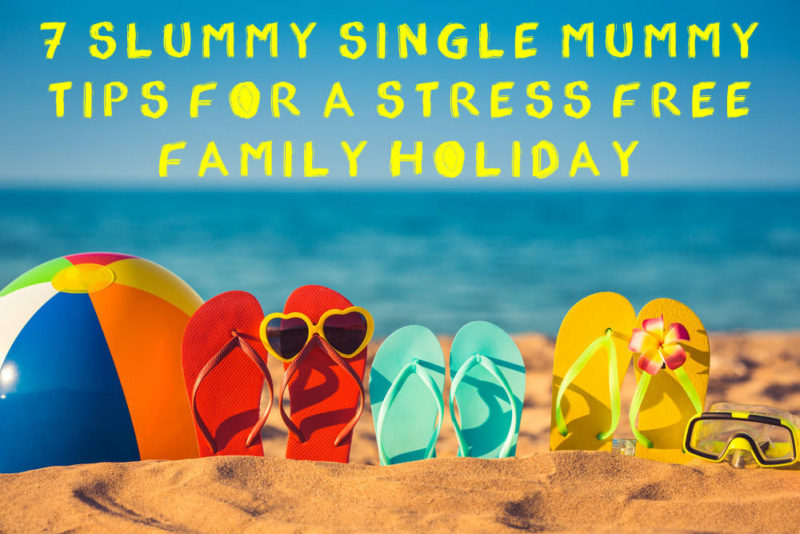 stress free family holidays