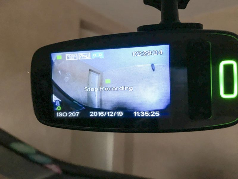 Philips dash cam video recorder