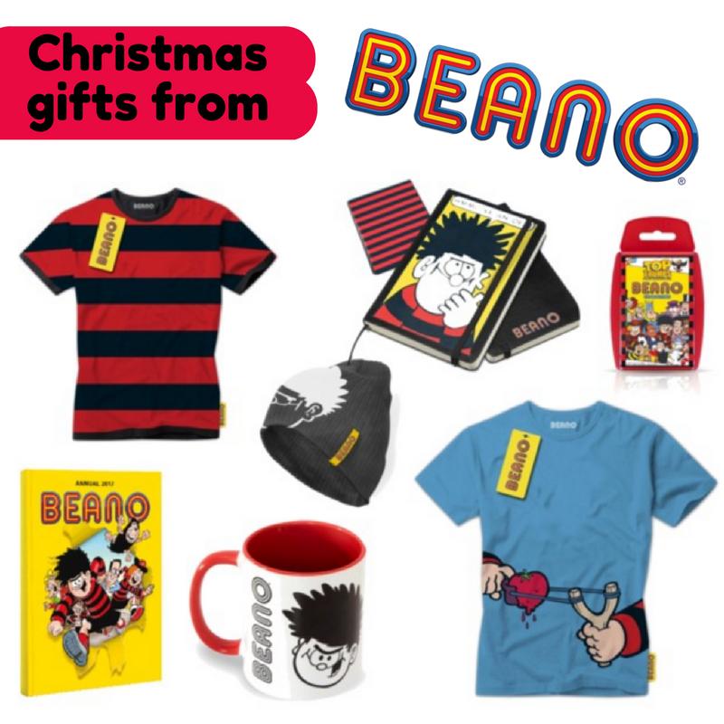 Christmas gifts Beano