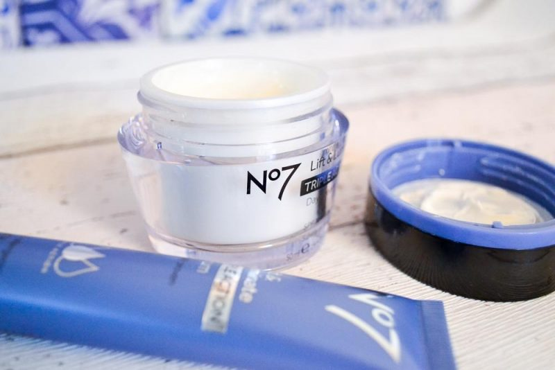review No7 Lift & Luminate range