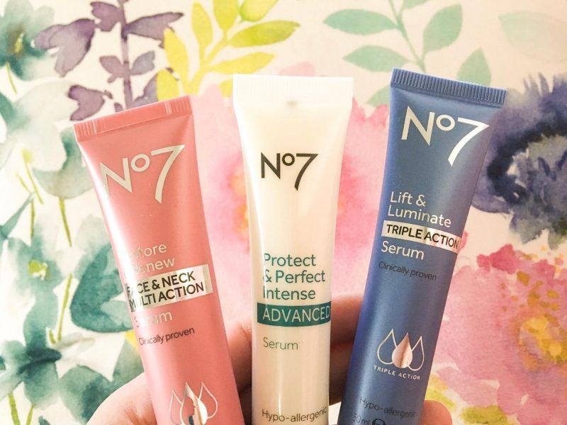 No7 serums