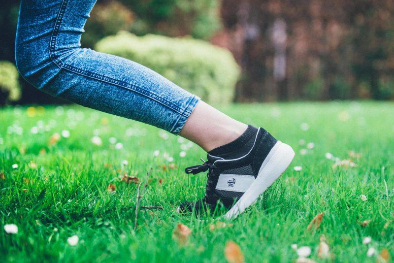 Ralph Lauren trainers cloggs