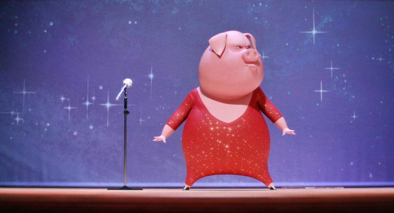SING movie DVD UK