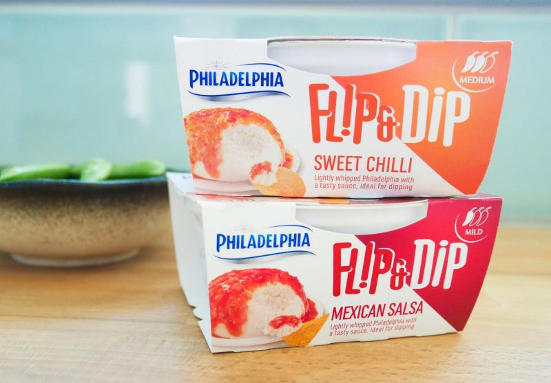 Philadelphia Flip & Dip