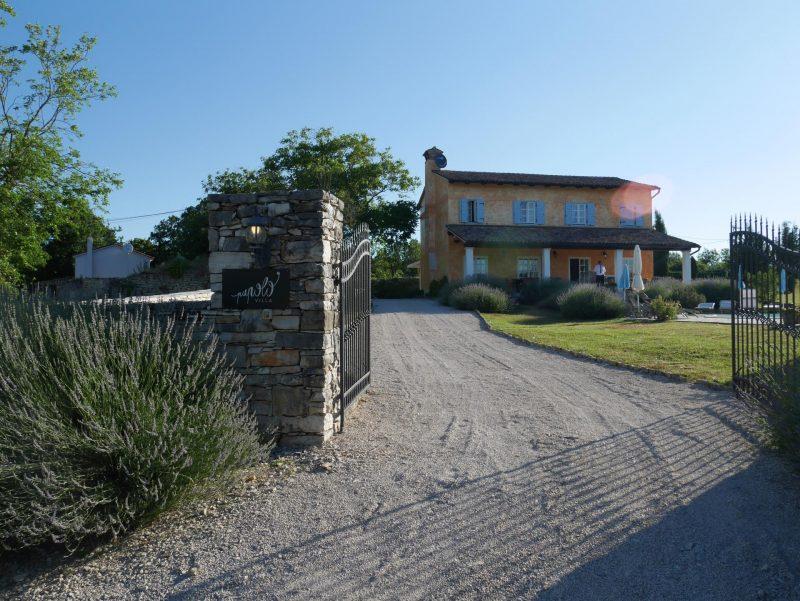 Croatian villa holiday James Villas