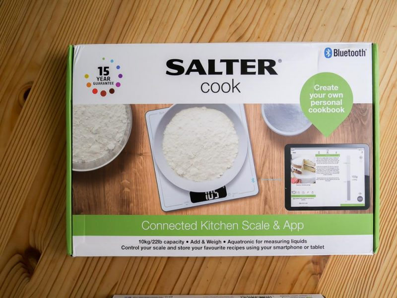 Salter Cook scales