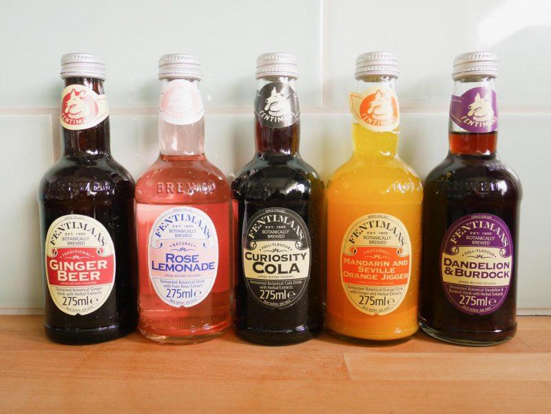 Fentimans Drinks