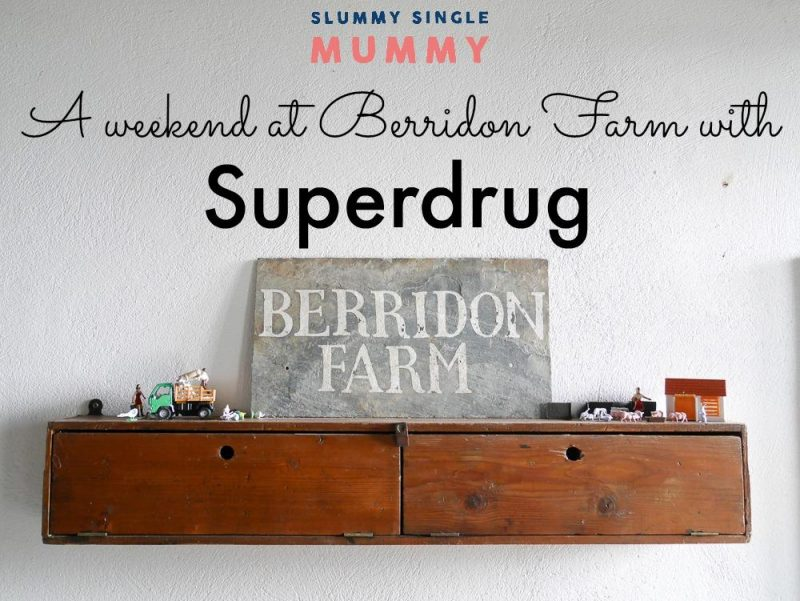 Berridon Farm Devon Superdrug