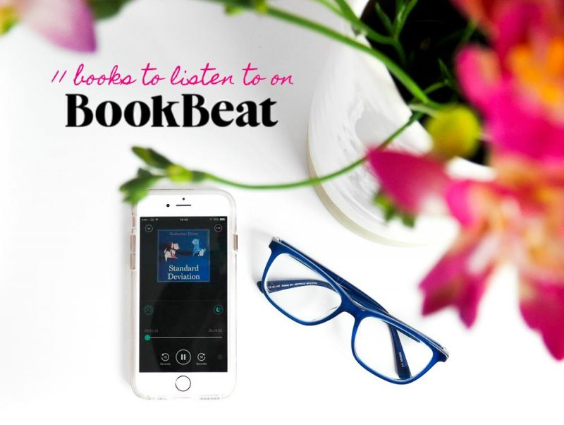Bookbeat discount code audiobook review