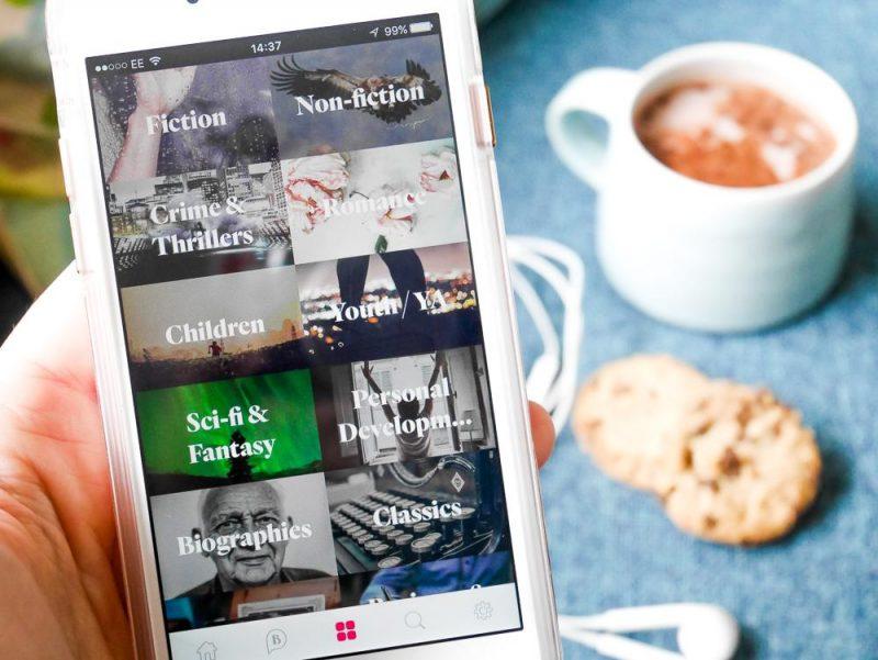 Bookbeat discount code audiobook review