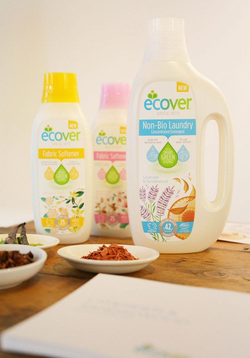 Ecover laundry liquid