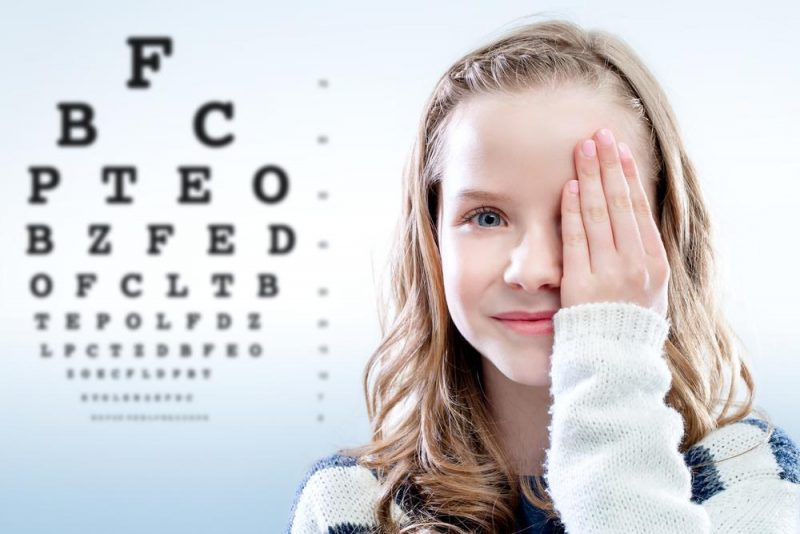 why do i need an eye test?