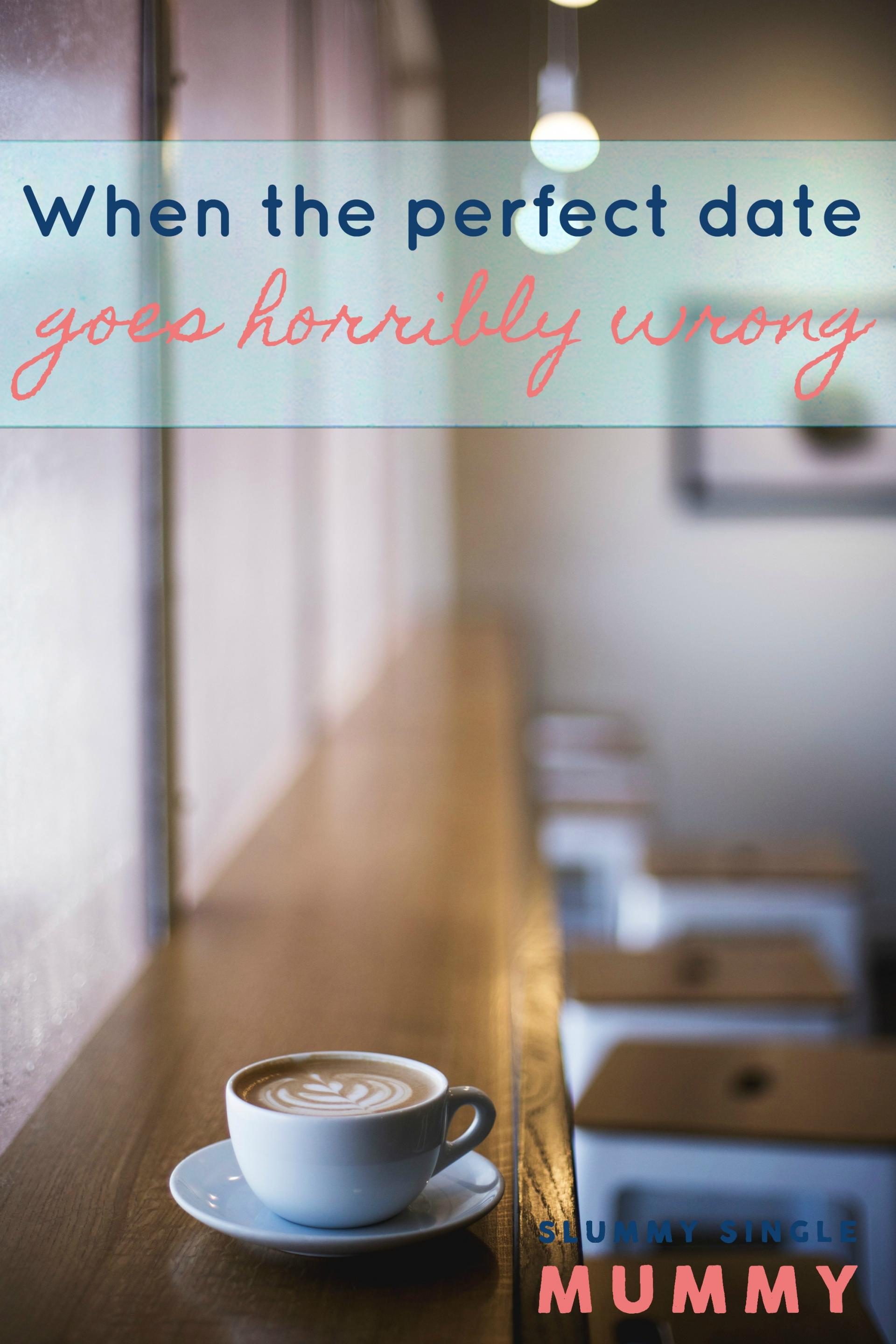 It was meant to be the perfect date, but it definitely did not go to plan! If you're looking for perfect date ideas, here's how NOT to do it.
