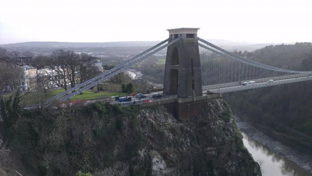 """""""Clifton Suspension Bridge"""""""