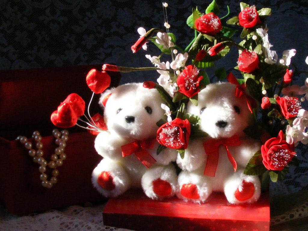 """Valentine's teddy"""