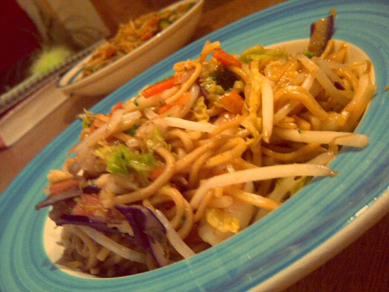 """Chinese stir fry"""
