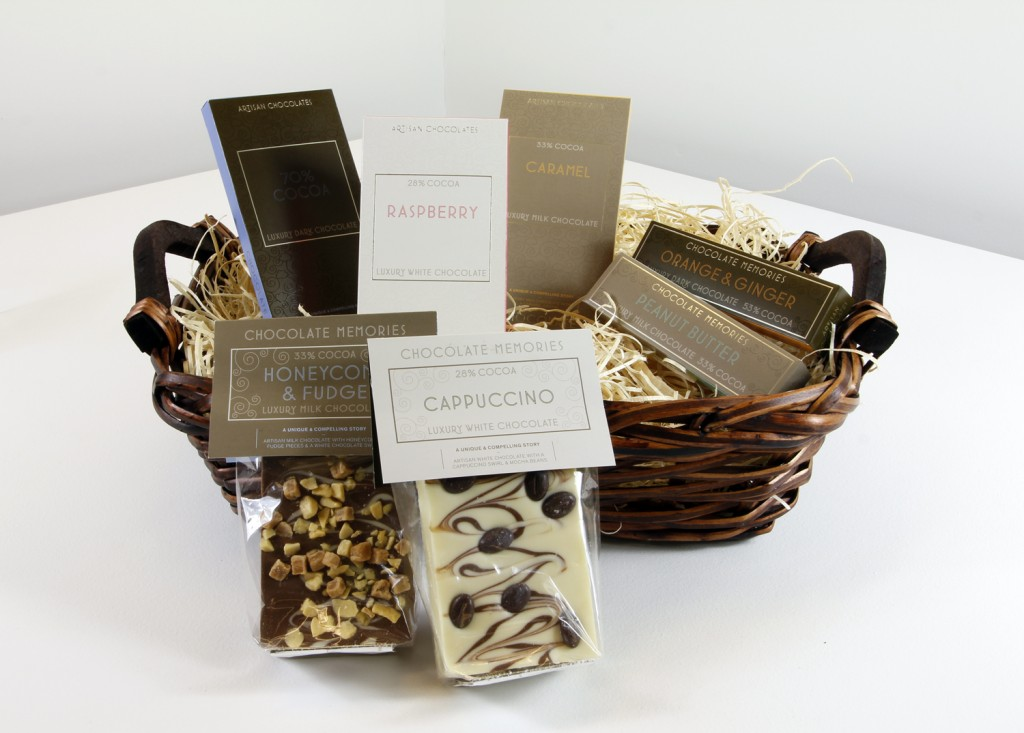"""Chocolate hamper"""