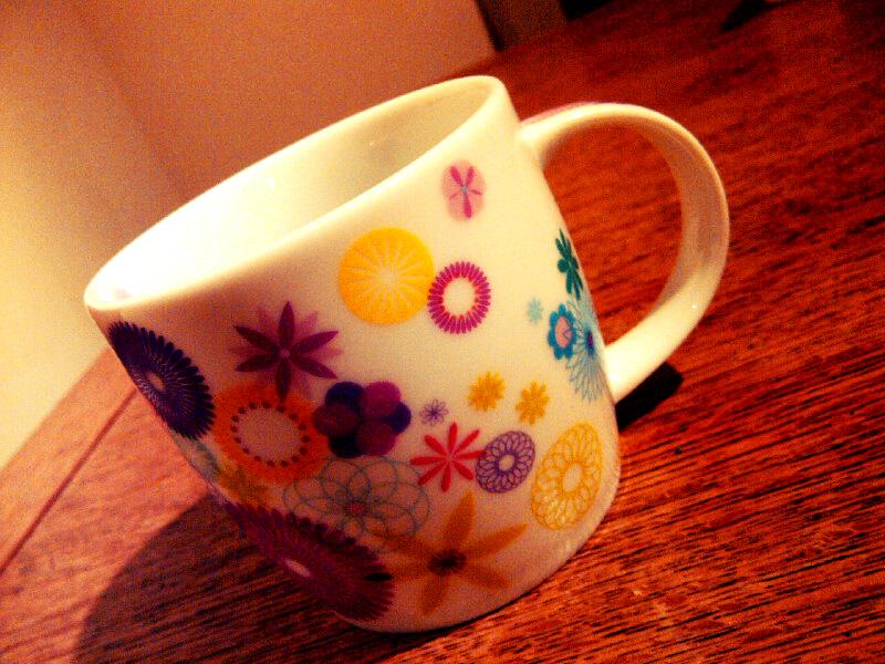 """Paperchase mug"""