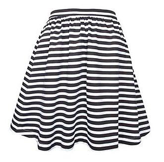 """""""Sailor striped skirt"""""""
