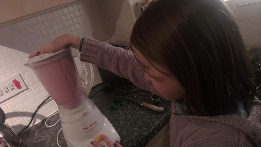 """""""Strawberry milkshake"""""""