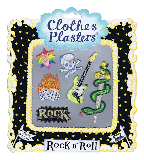 rock and roll plasters