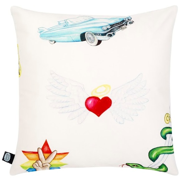 Rock and roll cushion