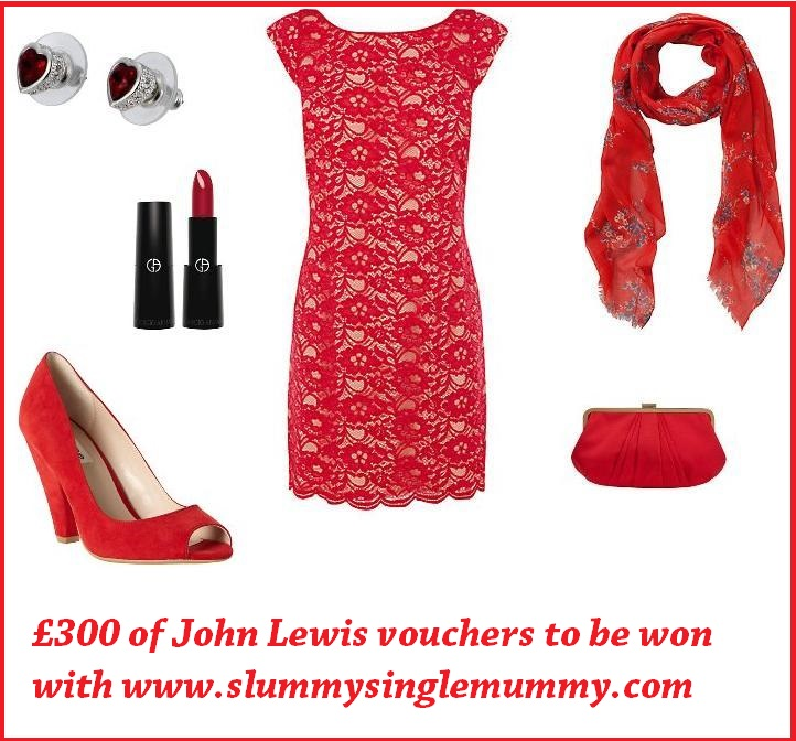Win John Lewis vouchers