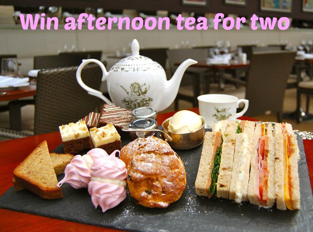 Afternoon tea in Bristol