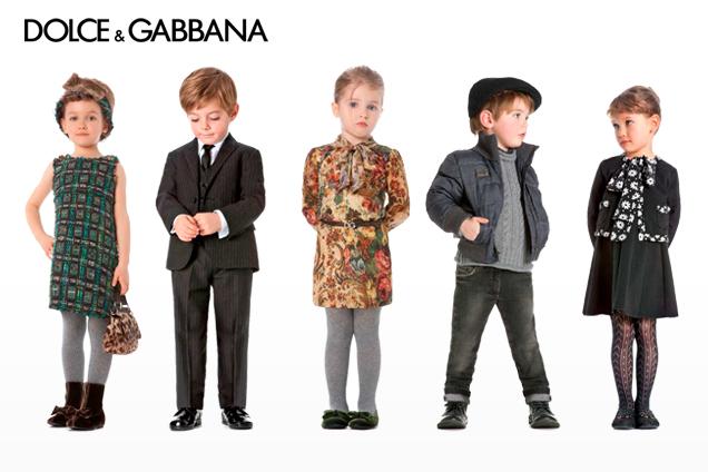 Dolce and Gabana kids